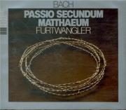 BACH - Furtwängler - Passion selon St Matthieu(Matthäus-Passion), pour