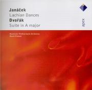 JANACEK - Zinman - Danses Lachiniennes