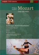 MOZART - Marionnettes de - Cosi fan tutte (Ainsi font-elles toutes), opé