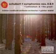 SCHUBERT - Wand - Symphonie n°8 en si mineur D.759 'Inachevée'