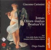 CARISSIMI - Fasolis - Historia di Jonas