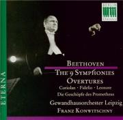 The Nine Symphonies - Overtures