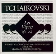 TCHAIKOVSKY - Tchernushenko - Les Vêpres, cantiques liturgiques pour cho