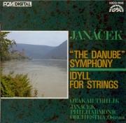 JANACEK - Trhlik - Le Danube, fragment symphonique pour orchestre import Japon