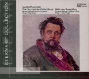MOUSSORGSKY - Kegel - Tableaux d'une exposition : orchestration de Ravel
