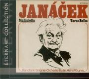 JANACEK - Rögner - Sinfonietta