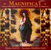 Magnificat, l'orgue Dom Bedos de Ste Croix, Bordeaux