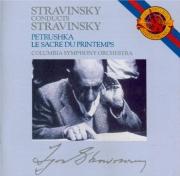 STRAVINSKY - Stravinsky - Le sacre du printemps, ballet pour orchestre