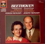 BEETHOVEN - Menuhin - Sonate pour violon et piano n°5 op.24 'Le printemp