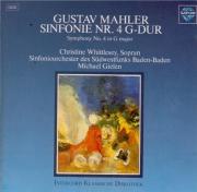 MAHLER - Gielen - Symphonie n°4