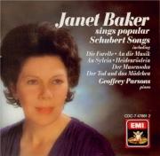 Dame Janet Bakers Sings Popular Songs