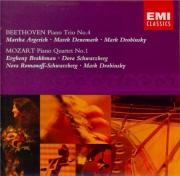 BEETHOVEN - Argerich - Trio avec piano op.11 'Gassenhauer-Trio'