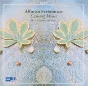 FERRABOSCO - Rose Consort of - Consort Music