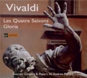 VIVALDI - Kraemer - Concerto pour flûte, cordes et b.c. en sol mineur op