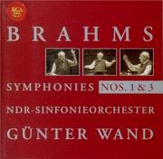 BRAHMS - Wand - Symphonie n°1 pour orchestre en do mineur op.68