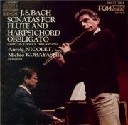 Sonates pour flûte (import Japon)