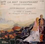 SCHOENBERG - Sextuor à corde - Nuit transfigurée (La) op.4 (Verklächte N