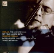 SIBELIUS - Tetzlaff - Concerto pour violon et orchestre op.47