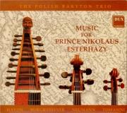 Music for Prince Nikolaus Esterhazy