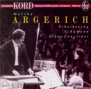 TCHAIKOVSKY - Argerich - Concerto pour piano n°1 en si bémol mineur op.2