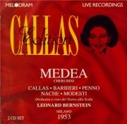 CHERUBINI - Bernstein - Medea (version italienne) live Scala di Milano, 10 - 12 - 1953