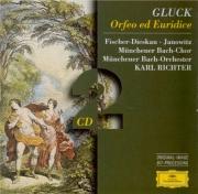 GLUCK - Richter - Orfeo ed Euridice (version italienne)