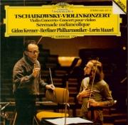 TCHAIKOVSKY - Kremer - Concerto pour violon en ré majeur op.35
