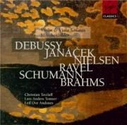 JANACEK - Tetzlaff - Sonate pour violon et piano