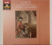 BACH - Leonhardt - Six suites anglaises BWV 806-811