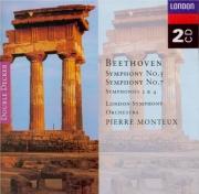 BEETHOVEN - Monteux - Symphonie n°5 op.67