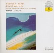 DEBUSSY - Melos Quartet - Quatuor à cordes op.10 L.85