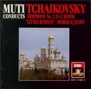TCHAIKOVSKY - Muti - Symphonie n°2 en do mineur op.17 'Petite Russie'