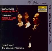 CHOSTAKOVITCH - Maazel - Symphonie n°5 op.47