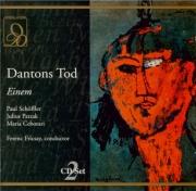 EINEM - Fricsay - Dantons Tod (Live Salzburg) Live Salzburg