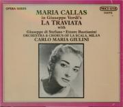 VERDI - Giulini - La traviata, opéra en trois actes live Scala di Milano, 28 - 5 - 1955