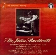 SCHUBERT - Barbirolli - Symphonie n°9 en do majeur D.944 'Grande'