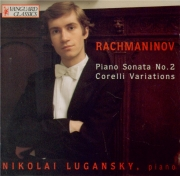 RACHMANINOV - Lugansky - Sonate pour piano n°2 en si bémol mineur op.36