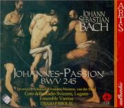 BACH - Fasolis - Passion selon St Jean(Johannes-Passion), pour solistes