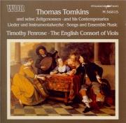TOMKINS - Penrose - Consort Music