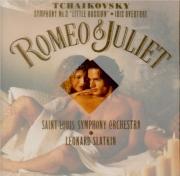 TCHAIKOVSKY - Slatkin - Symphonie n°2 en do mineur op.17 'Petite Russie'