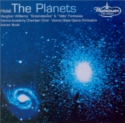HOLST - Boult - The Planets (Les planètes), pour orchestre op.32