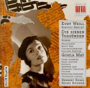 WEILL - May - Songs