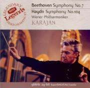 BEETHOVEN - Karajan - Symphonie n°7 op.92