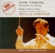 DVORAK - Marriner - Sérénade pour cordes en mi majeur op.22 B.52