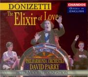 The elixir of love (en anglais)
