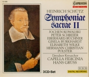Symphoniae sacrae II