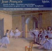 FRANCAIX - Fischer - Symphonie pour orchestre en sol majeur