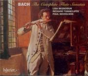 The complete flute sonatas
