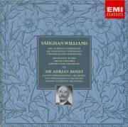 VAUGHAN WILLIAMS - Boult - Symphonies (intégrale)