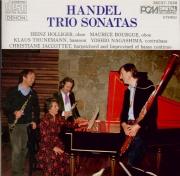 Trio Sonatas Import Japon